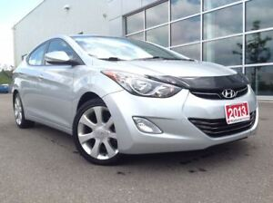 2013 Hyundai Elantra Limited !!! JUST TRADED !!!