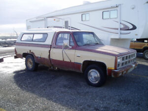 1982 GMC Other Pickup Truck