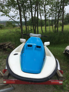 1991 GT Sea Doo Ready for the water