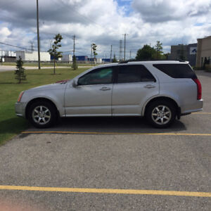 2007 Cadillac SRX Loaded except for sunroof Wagon