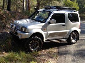 Wanted Suzuki Jimny or Vitara