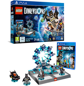 *LEGO DIMENSIONS FOR PS4!*