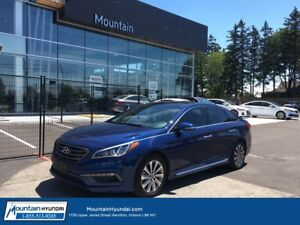 2017 Hyundai Sonata SPORT TECH | PANO ROOF | NAVIGATION
