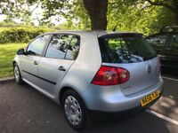 Volkswagen Golf 1.6 FSI S 5dr (2006 having clocked 93800 miles) in great condition