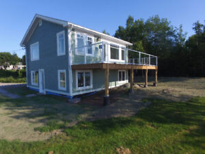 Beautiful Oceanfront Home St. Margaret's Bay
