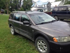 2006 Volvo XC70 Wagon - AS IS