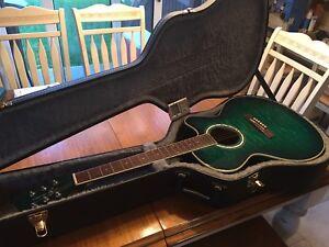Guitare Jay Turser + Case