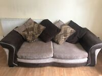 Large Sofa and Sofa Bed for Sale (can be sold separately) No smoking household.