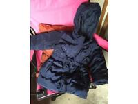 M and s winter coat Age 1.5-2 years