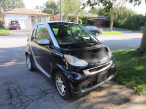 2009 Smart Fortwo Coupe (2 door) FOR PARTS Parting out