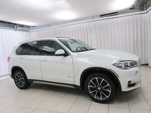 2017 BMW X5 35i x-DRIVE AWD SUV w/ LEATHER, NAVIGATION & HEAD