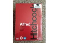 Hitchcock 4 film collection - unopened