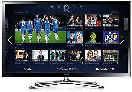 Samsung 60 inch smart 3D tv