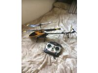 REMOTE CONTROL HELICOPTER HUGE