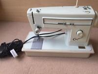 Vintage Singer Capri sewing machine