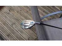 Adam Golf 5 iron hybrid.