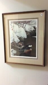 Robert Bateman Signed Limited Edition Print