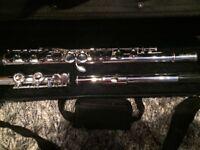 "Immaculate Academy ""Phoenix"" concert flute"