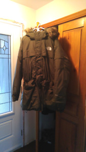 Manteau hiver north face neuf 5xl
