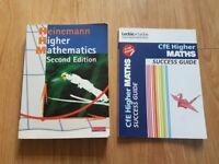 Higher Maths Study Guides
