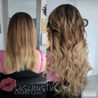 Fusion Hair Extensions By Luscious Locks