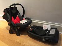 Phil and Teds Alpha car seat