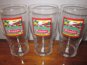 Philsner Beer Glass