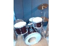 Drum Kit. £280. Collect only from Shepherd's Bush