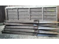 Used Fences & Post For Sale
