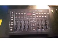 DMX controller - Transcension Light & Easy - 4ch