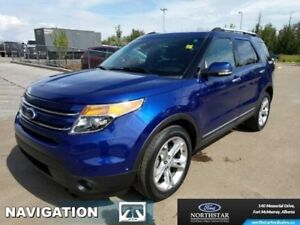 2014 Ford Explorer Limited  - $242.73 B/W