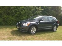 DODGE CALIBER SXT hatchback petrol