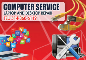PC Laptop Repair Services - IT Support and Troubleshooting