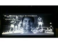 Muhammad Ali Massive Art Canvas picture of the Greatest