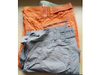 Combat style shorts size 16 set of two