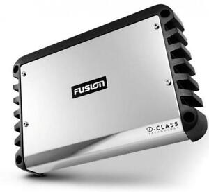 BRAND NEW FUSION MS-DA51600 5-channel marine amplifier