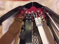 Women belts bundle