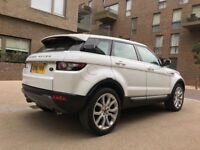 2011│Land Rover Range Rover Evoque 2.2 SD4 Prestige 4x4 5dr│FULLY LOADED │PANO ROOF│SELF PARKING