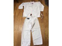 Kids Martial arts suit , size 120cm £5