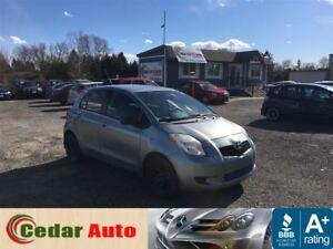 2008 Toyota Yaris LE Managers Special
