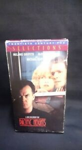 Pacific Heights VHS