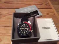 Seiko turtle prospex watch srp779 1 month old