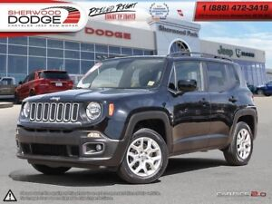 2015 Jeep Renegade NORTH|5.0 UCONNECT| VC WITH BLUETOOTH|A/C| PO