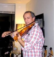 would you like to learn play Violin?