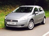 Excellent condition 2009 Fiat Grande Punto 1.4 Active with only 56k and Full service history