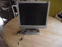 Excellent condition fully working Computer monitor screen