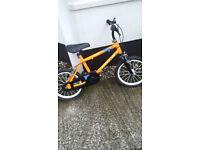 Boys bike 14in wheel