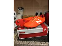 New balance Visaro men's football boots size 7