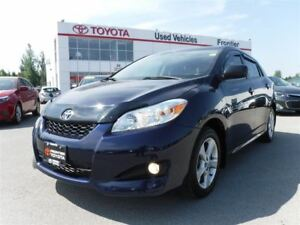 2012 Toyota Matrix Alloy Wheels / Window Visors
