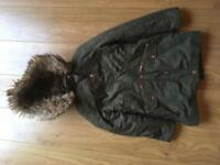 John Lewis child's parka